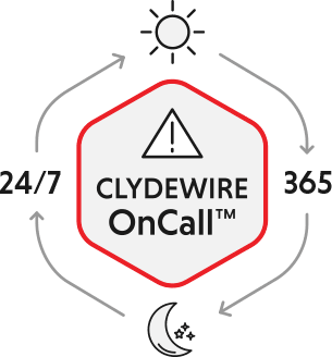 CLYDEWIRE ONCALL™